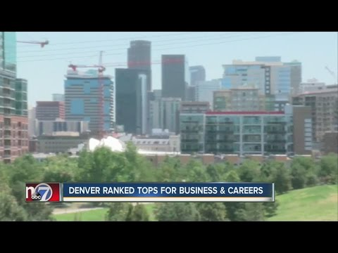 Denver called the best city for business