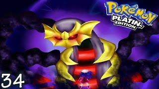 Let's Play Pokémon Platin #34 - Die Speersäule (+Streithähne im Netz) thumbnail