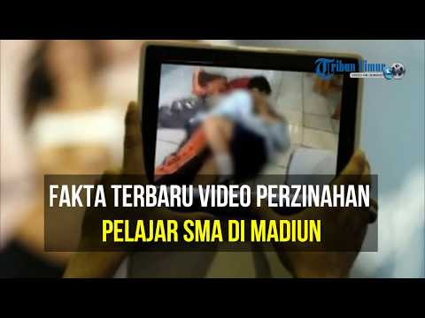FAKTA TERBARU Video Perzinahan Pelajar SMA Di Madiun, Ini Kronologi Hingga Tersebar Di WA