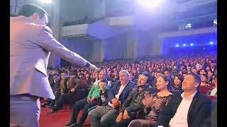 G'ulom SHOV-SHUV Yodgor Mirzajonovni ustidan kulgani uchun Yodgor konsertda chidab turolmadi