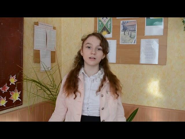 Изображение предпросмотра прочтения – ЭммаСлюсаренко читает произведение «Юнге» М.И.Цветаевой