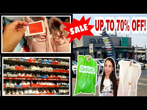 BILU CENTER (OUTLET STORE IN REHOVOT, ISRAEL) - UP TO 70% OFF + HAUL | Caregiver In Israel