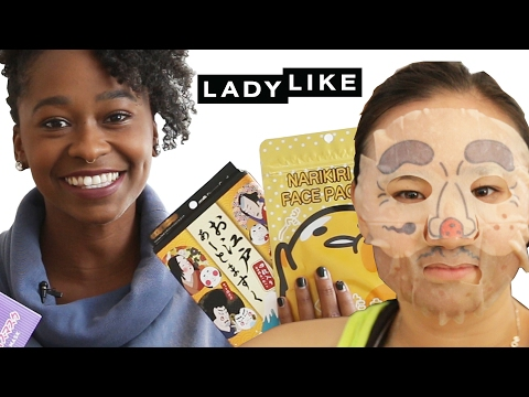 Thumbnail: Freddie Surprises People With Japanese Face Masks • Ladylike