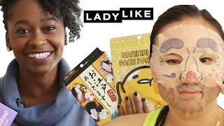 Freddie Surprises People With Japanese Face Masks • Ladylike