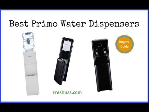 ✅Primo Water Dispenser: Reviews of the 7 Best Primo Water Dispenser, Plus the Worst 1 to Avoid ❎
