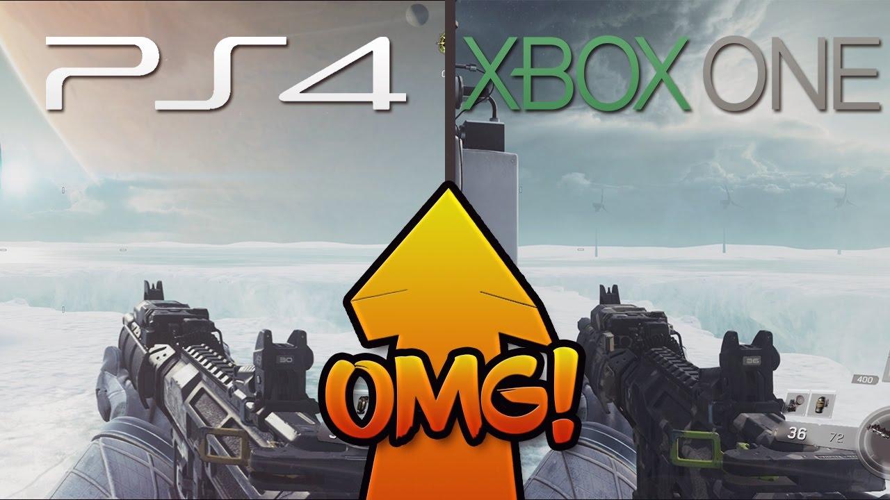 Xbox One Vs Ps4 Comparison Graphics