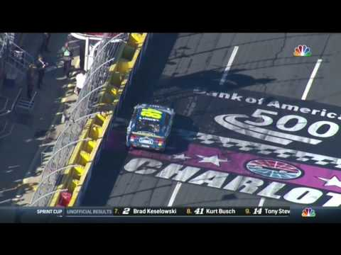 2016 NSCS Charlotte - SUNOCO #48 Fueling Victories
