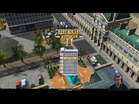 DGA Plays: Restaurant Empire II (Ep. 1 - Gameplay / Let's Play)