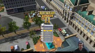 restaurant Empire 2 PC Games Gameplay - Are You Hungry?
