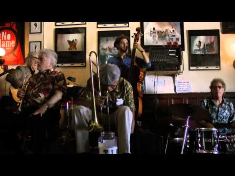 """JUST A LITTLE WHILE TO STAY HERE"": MAL SHARPE and BIG MONEY IN JAZZ (August 5, 2012)"