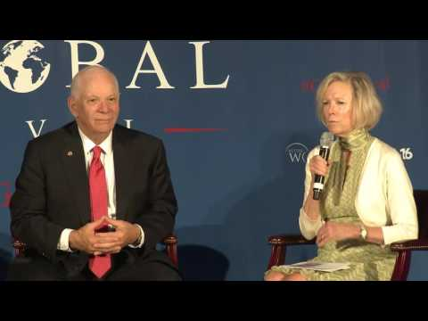 Global Oval DNC: 2030 NOW: Senator Ben Cardin & Kathy Calvin