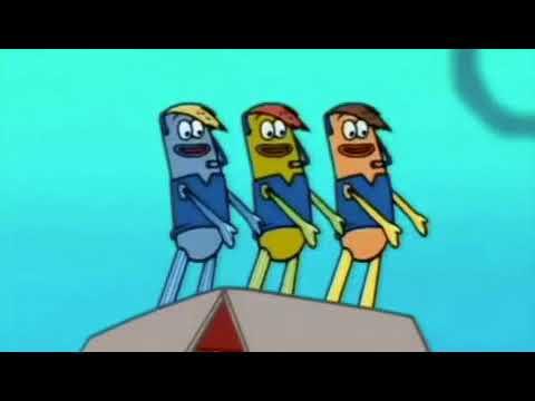 Spongebob Boys Who Cry