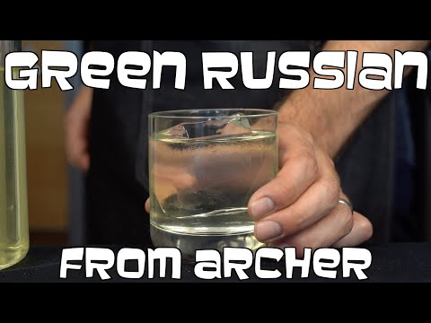 Recreated - Green Russian from Archer