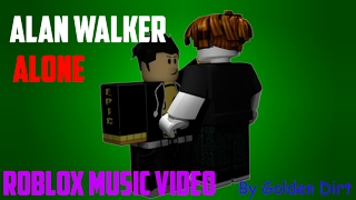 ROBLOX BULLY STORY - ALAN WALKER - ALONE [HD] ✔