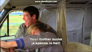 Dumb and Dumber Deleted Scene Pissed off dead guy