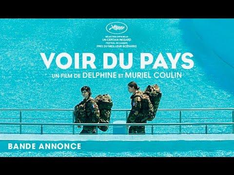 VOIR DU PAYS de Delphine et Muriel Coulin avec Soko et Ariane Labed
