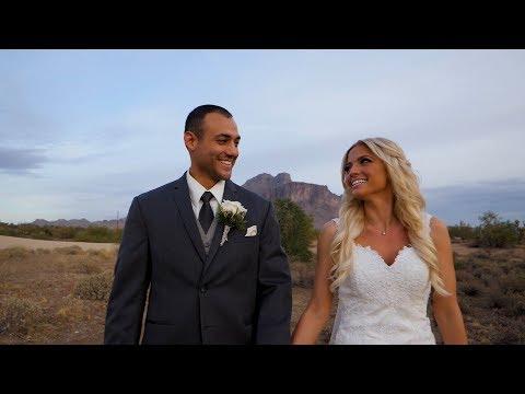 The Paseo - Apache Junction, AZ - Haley + Chris Highlight Film