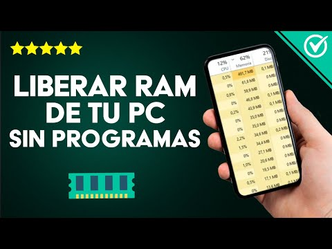 Cómo Liberar Memoria RAM en mi Ordenador Windows 10, 8 y 7 con o sin Programas