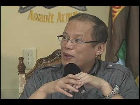 http://rtvm.gov.ph - Press Conference with P-Noy (February 11, 2011)