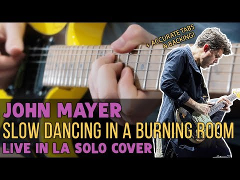 john-mayer---slow-dancing-in-a-burning-room-(live-in-la-solo)-|-darryl-syms-cover