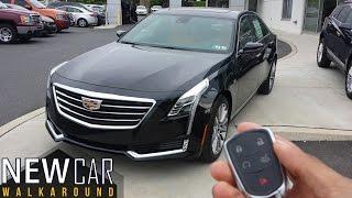 Cadillac CT6 2016 Videos