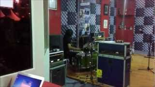 J-Rocks - Meraih Mimpi, Drum Cover @ Soundrenaline 2012