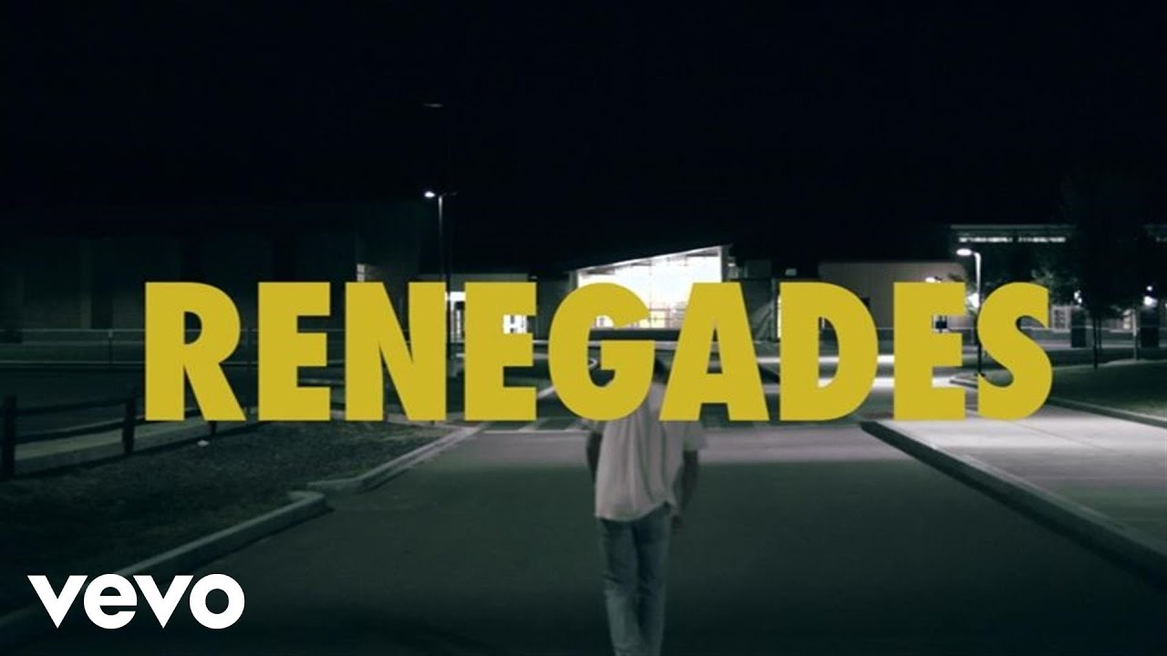 0b535813fdaa X Ambassadors - Renegades (Lyric Video) - YouTube