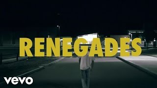 Video X Ambassadors - Renegades (Lyric Video) download MP3, 3GP, MP4, WEBM, AVI, FLV Oktober 2017