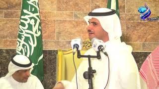 طاروق حمد مريزيق وعبدالعزيز العازمي حفل زياد الظويفري