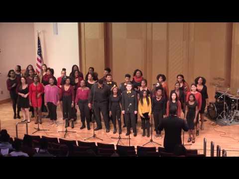 Georgetown University Fall 2016 Gospel Choir Concert