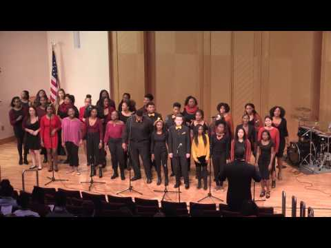 Georgetown University Fall 2016 Gospel Choir Concert