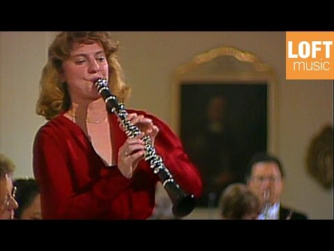 Sabine Meyer: Richard Strauss - Romance for Clarinet and Orchestra