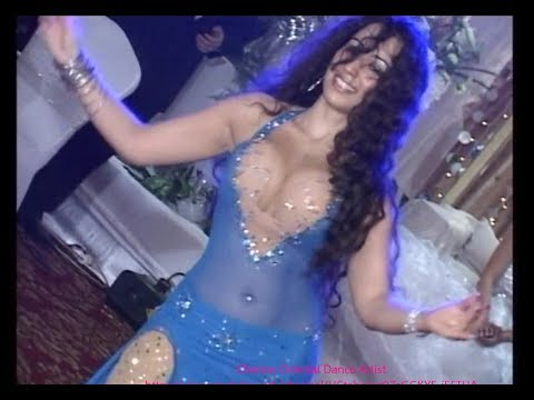 Cherine , Egyptian wedding atmosphere. Belly dance in cairo.
