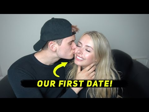 Thumbnail: OUR FIRST DATE! ft. Corinna Kopf