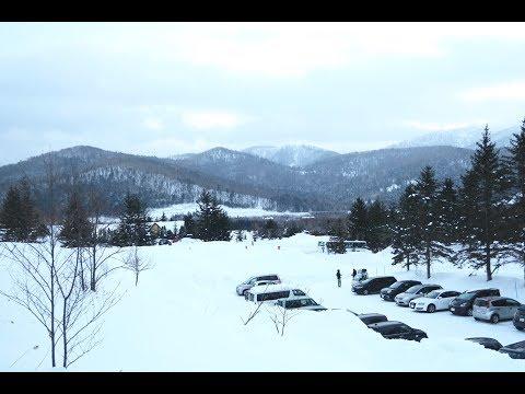 Winter Family Trip to Sapporo, Hokkaido - Japan    2017