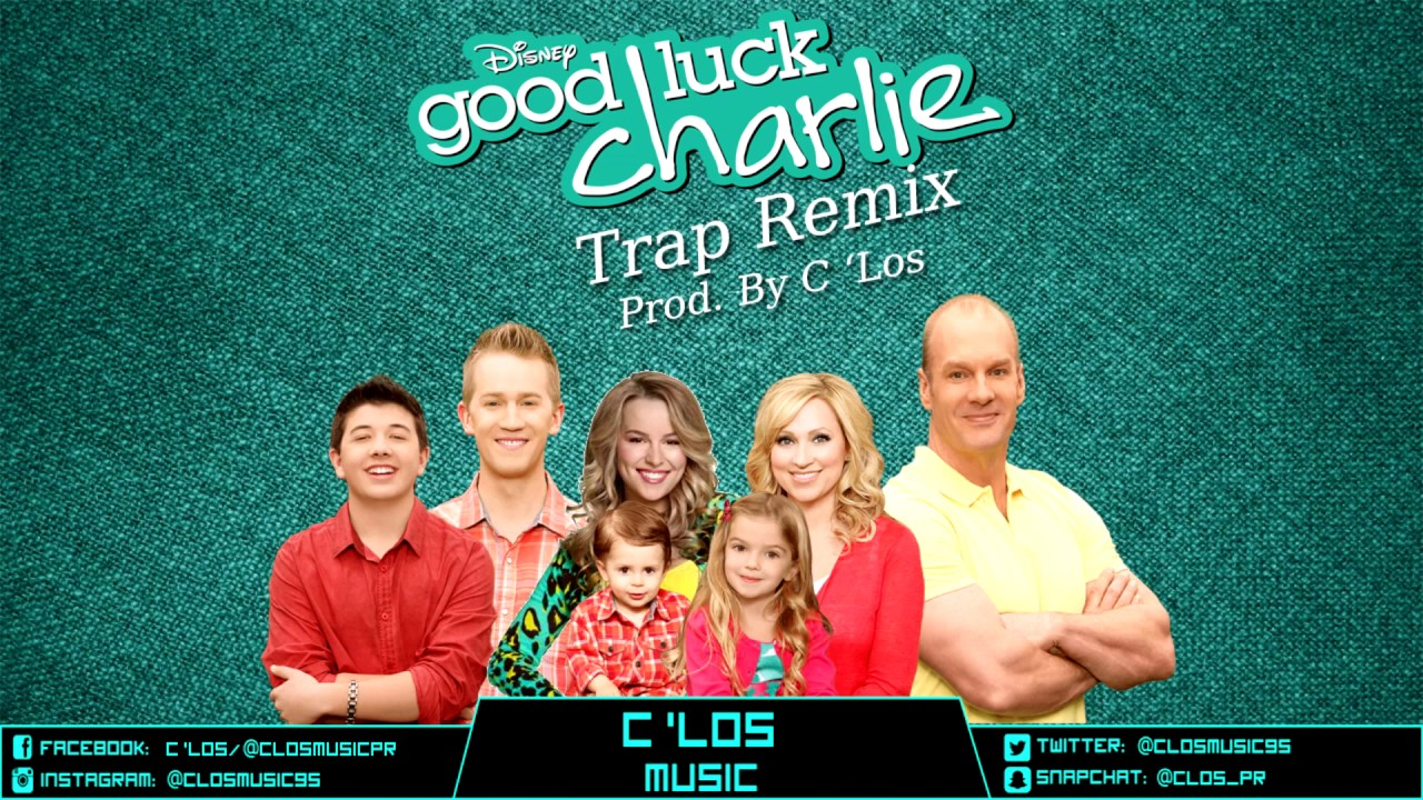 Good luck charlie listen to the theme song disney-7576