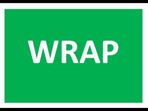 Elaine's WRAP .. wellness recovery action planning