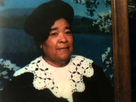 The late Mother Jeannette Matthews sings songs written by Bishop R.C. Lawson, C.O.O.L.J.C.