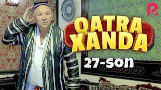 Qatra Xanda 27-son (hajviy ko'rsatuv)