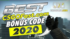 💰Best CSGOFast Bonus Code in 2020 + Site Review! 🔥 Let's Bet on CSGO Fast With our Bonus!!