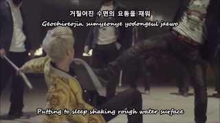 EXO-K Black Pearl MV (Eng Sub+Hangul+Rom+Color Coded)