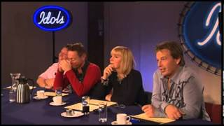 Idols Audities Deel 1