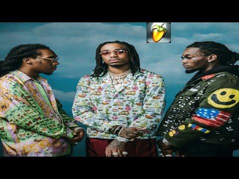 Migos - Slippery ft Gucci Mane Best FLP Instumental Pt  2