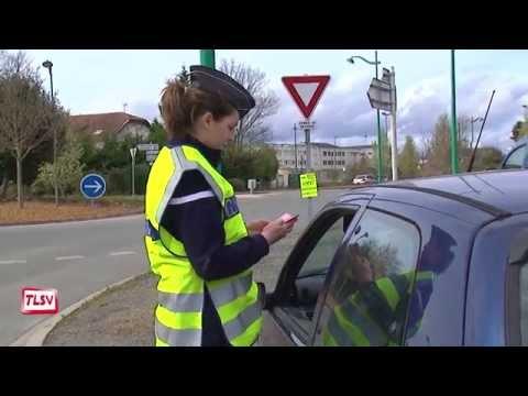 Luçon : importants contrôles de gendarmerie