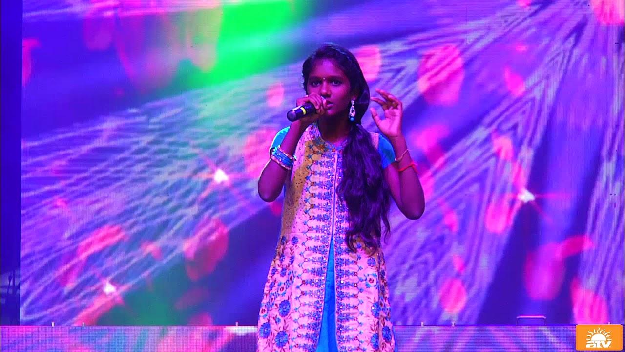 SP Balasubramanyam Joins Super Singer Junior 6 - Star Vijay