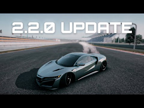 ASSOLUTO RACING 2.2.0 UPDATE - All new cars and interiors