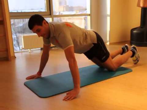 Самоотсос упражнения