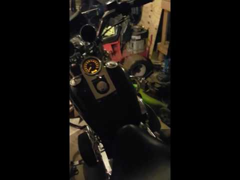 Installed BOSS AUDIO MC420 on my 2006 H-D Heritage Softail Classic