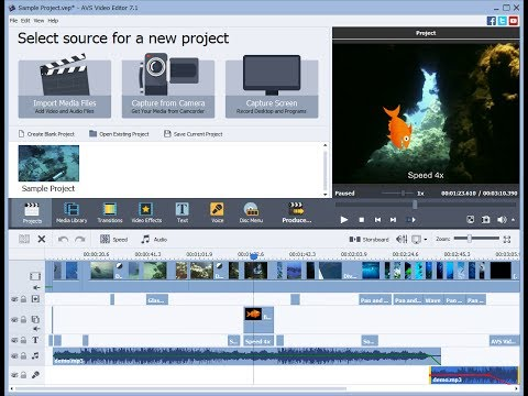 cara instal AVS video editor 7.2 crack+patch activation full version
