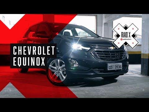 Chevrolet Equinox | Raio X Webmotors #36